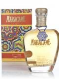 A bottle of Maracame Reposado Tequila