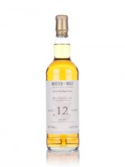Master of Malt 12 year Islay