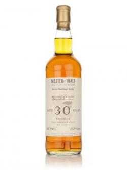 Master of Malt 30 year Speyside 3rd edition