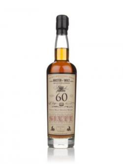 Master of Malt 60 years old Speyside Single Malt Whisky