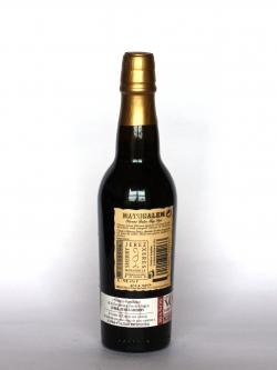 Matusalem Oloroso Dulce 30 year Back side