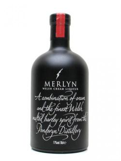 Merlyn Welsh Cream Whisky Liqueur