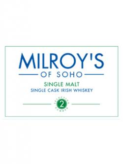 Milroy's of Soho Single Cask Cooley 2001 11 years old