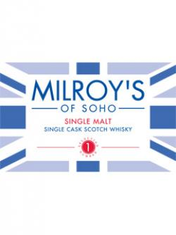 Milroy's of Soho Single Cask Longmorn 13 years old