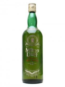 Miltonduff 12 Year Old / Bot.1980s Speyside Single Malt Scotch Whisky