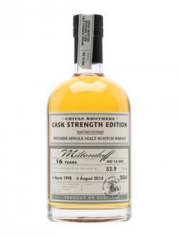Miltonduff 1998 / 16 Year Old / Cask Strength Edition Speyside Whisky