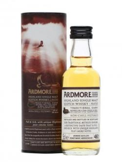 Ardmore Traditional Cask / Miniature Single Malts of Scotland