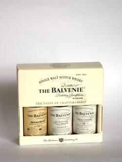 A bottle of Balvenie 12 year Signature