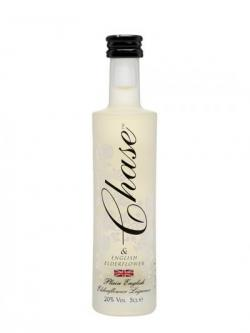 Chase Elderflower Liqueur Miniature