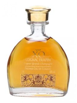 A bottle of Frapin VIP XO Cognac