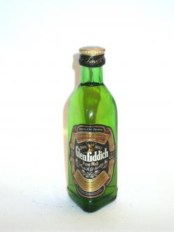 Glenfiddich 12 year Special Reserve Front side