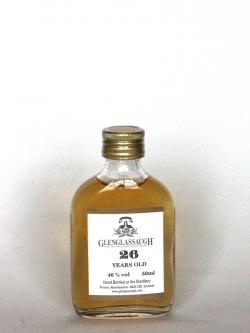 Glenglassaugh 26 year Front side