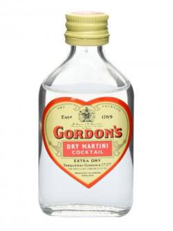 Gordon's Extra Dry Martini Miniature