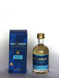 Kilchoman Winter 2010 Release Front side