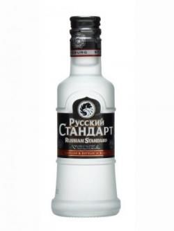 Russian Standard Vodka Miniature