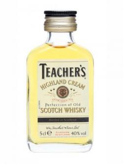 Teacher's Highland Cream / Old Presentation Blended Scotch Whisky