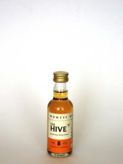 A bottle of Wemyss The Hive 8 Year Old Blended Malt Scotch Whisky