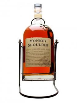 Monkey Shoulder'Gorilla' plus Cradle / Large Bottle Blended Whisky