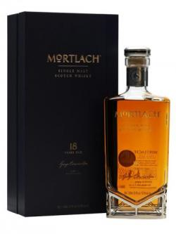 Mortlach 18 Year Old Speyside Single Malt Scotch Whisky