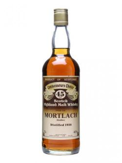 Mortlach 1936 / 45 Year Old / Connoisseurs Choice Speyside Whisky Gordon and MacPhail