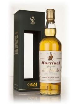 Mortlach 21 Year Old (Gordon and MacPhail)