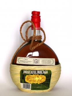 Moscatel Malaga Front side