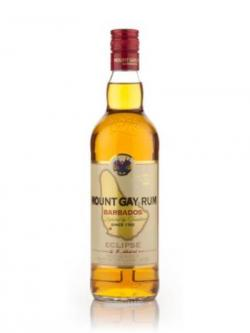 A bottle of Mount Gay Eclipse
