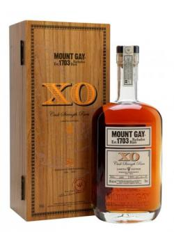 Mount Gay XO 50th Anniversary / Cask Strength