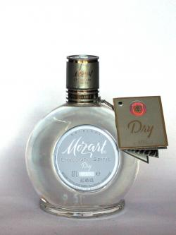 Mozart Dry Chocolate Spirit Front side