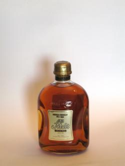 A photo of the frontal side of a bottle of Nikka All Malt Pure and Rich