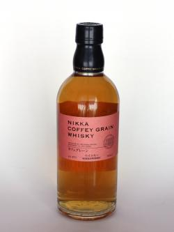 Nikka Coffey Grain Whisky Japanese Grain Whisky Front side