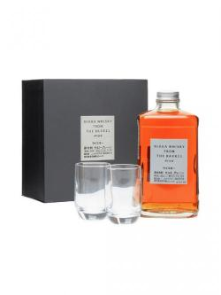 Nikka from the Barrel Gift Pack Japanese Blended Whisky