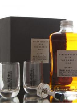 Nikka From The Barrel / Glass Gift Set