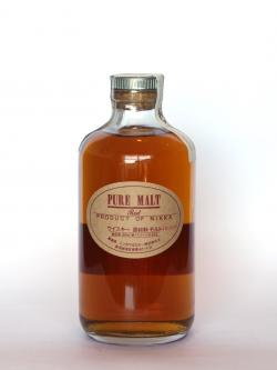 Nikka Pure Malt Red Front side