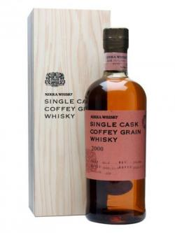 Nikka Single Cask Coffey Grain 2000 / Cask #231298 Single Whisky