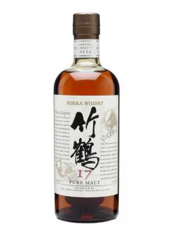 Nikka Taketsuru 17 Year Old Japanese Pure Malt Whisky