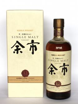 A bottle of Nikka Yoichi 12 year