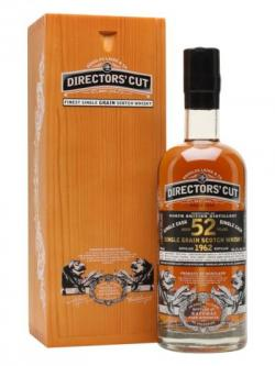 North British 1962 / 52 Year Old / Directors' Cut Single Whisky