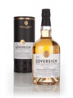 North British 25 Year Old 1989 (cask 11226) - Sovereign (Hunter Laing)
