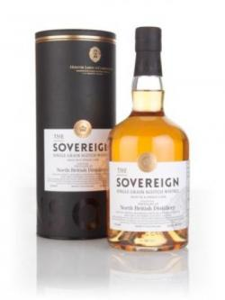 North British 26 Year Old 1989 (cask 11275) - The Sovereign (Hunter Laing)