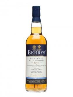 North of Scotland 1973 / Cask #14570 / Berry Bros& Rudd Single Whisky