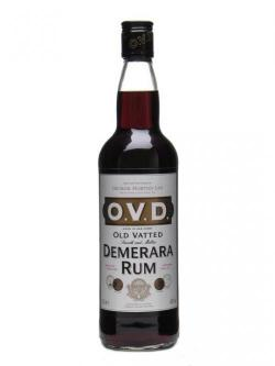 O V D Old Vatted Demerara Rum / 40% / 70cl