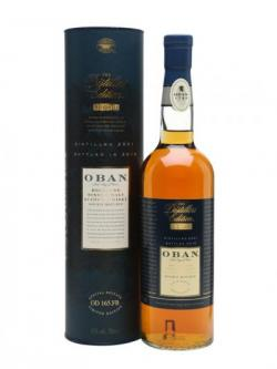 Oban 2001 / Distillers Edition Highland Single Malt Scotch Whisky