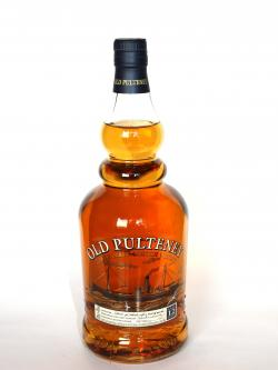 Old Pulteney 12 year Front side