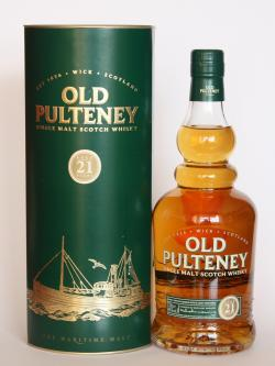 Old Pulteney 21 year
