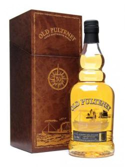 Old Pulteney 30 Year Old Highland Single Malt Scotch Whisky