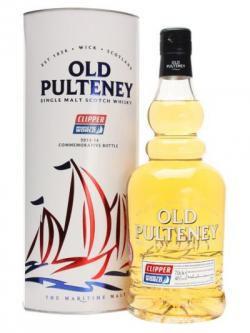 Old Pulteney Clipper Highland Single Malt Scotch Whisky