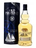 A bottle of Old Pulteney Isabella Fortuna WK499 / 2nd Release Highland Whisky