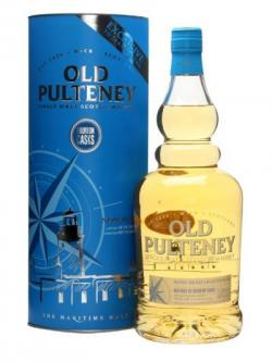 Old Pulteney Noss Head / Litre Highland Single Malt Scotch Whisky