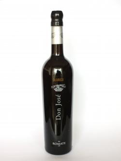 Oloroso Don Jose Front side